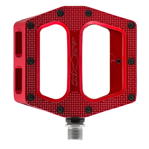 PUCKER UP Pedal red