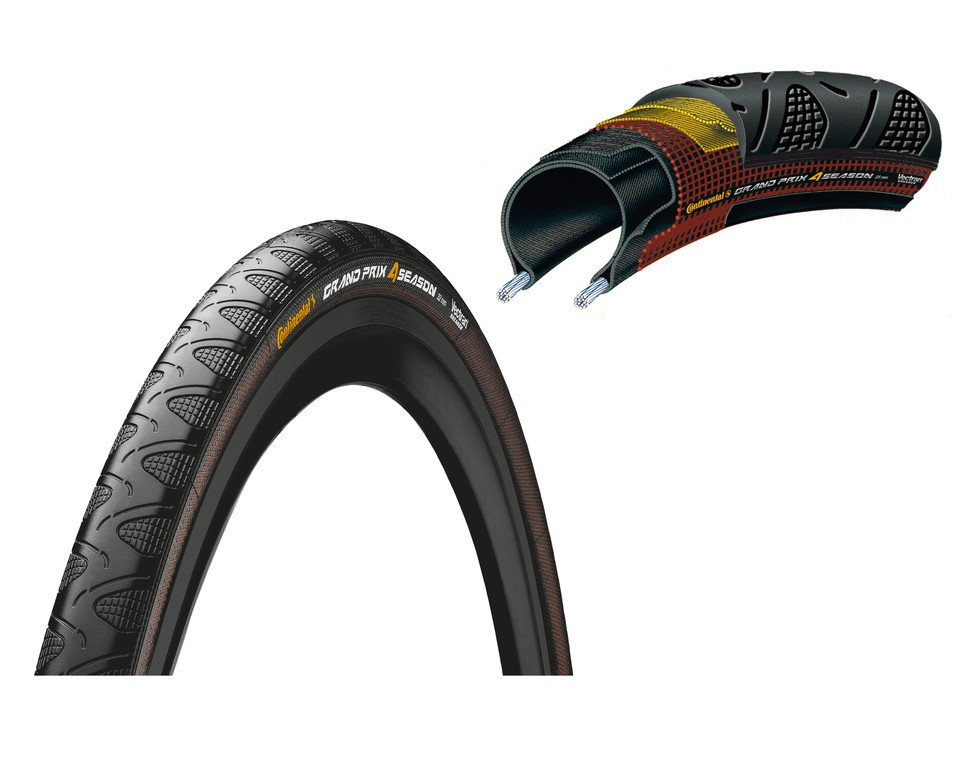 Continental Grand Prix 4-Season faltbar, 28-622