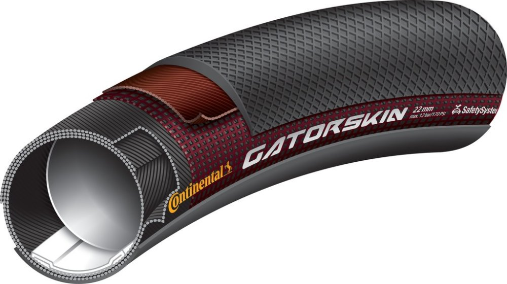 Continental Sprinter Gatorskin tubular, 22mm